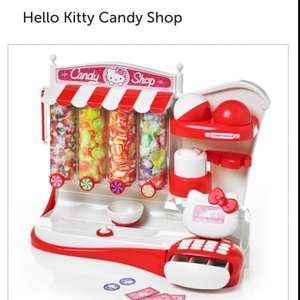 Wilko reduced. Hello kitty candy shop £7.50