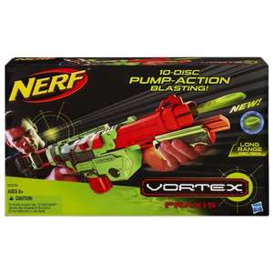 Nerf Vortex Praxis - £11.24 + Free del @ The Works