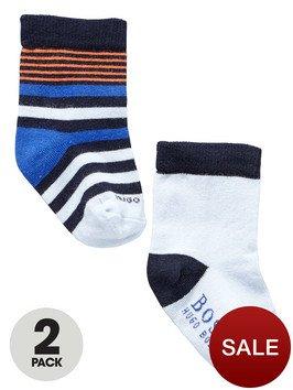 Hugo boss Baby socks From £7 free c&c @ Very