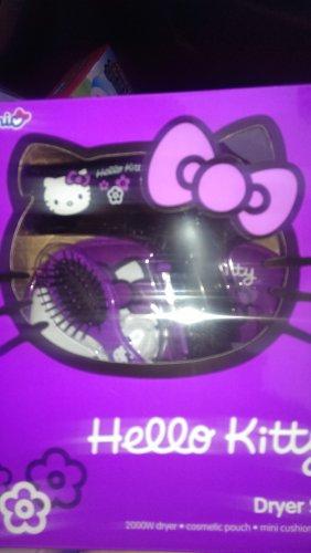 Hello Kitty hair dryer set £4.99 @ B&M