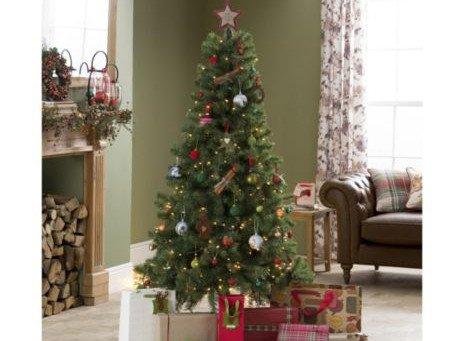** Evergreen Fir 6ft Christmas Tree only £3.75 @ Tesco Direct **