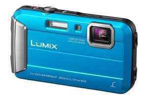 Panasonic Lumix DMC-FT25EB-A - £107.50 Delivered @ UK digital cameras
