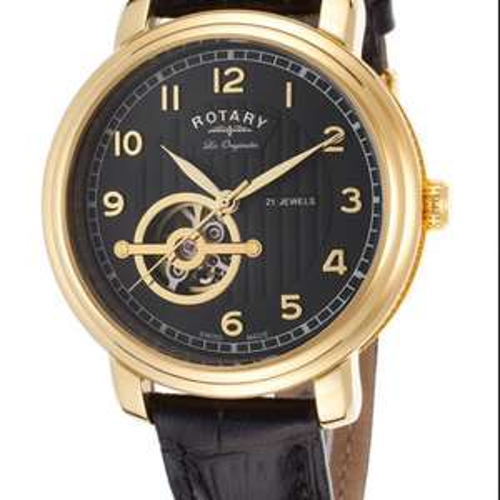 Rotary Jura men's watch. £110 @ Ernest Jones