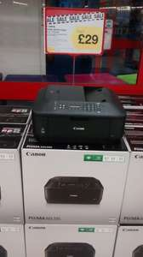 Canon Pixma MX395 £29.00 @ Staples instore
