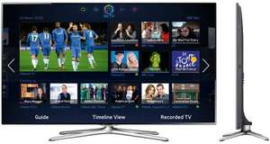 Samsung UE46F6320 46 Inch 3D Smart WiFi Built In Full HD 1080p LED TV With Freeview HD £399 @ Tesco