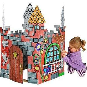 Chad Valley 2 in 1 Colour in Castle @ Argos £9.99 WAS £19.99