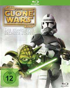 Star Wars: The Clone Wars: The Lost Missions season 6 [Blu-ray] £24.00 @ Amazon.De