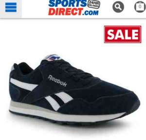 Reebok Ride Suede Mens only £23.99 plus £3.99 P&P - £27.98 @ Sports Direct