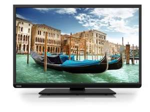 "Tesco @Ye Olde BeBay Part 2! NEW as in NEW Toshiba 48L1433DB 48"" Full HD 1080p LCD TV With Freeview 3 x HDMI & SCART Black £399 > £349 Now £299 @ tesco / Ebay"