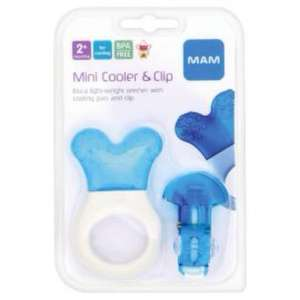 Mam mini cooler and clip teethers £1.92 @ tesco online