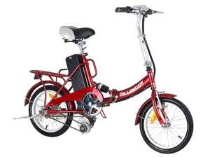 Dillenger Cheetah Electric Folding Bike £241.00 deivered at Dillenger Electric Bikes
