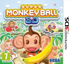 Super Monkey Ball 3D 3DS / 2DS £6.85 Delivered @ Shopto