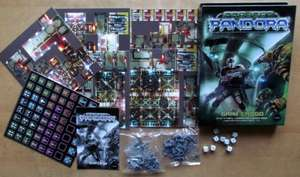 Project Pandora: Grim Cargo board game by Mantic Games £17.50