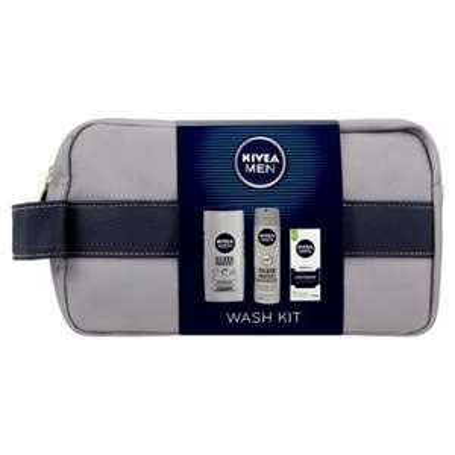 Nivea Men Wash gift set £3.00 @ Tesco instore and online.