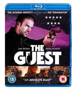 The Guest (Blu-ray) £9.99 @ Amazon