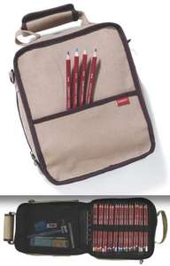 Derwent Artists Carry-All Canvas Bag @ amazon £7.00 & FREE Delivery in the UK on orders over £10