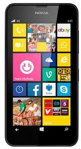 Nokia Lumia 635 - £39.99 with 'pay as you go upgrade' @ EE