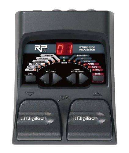 Digitech RP55 Guitar Multi Effects Footpedal £29 @ Amazon