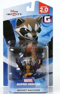 Disney Infinity 2.0 Rocket Raccoon Figure @ simplygames - £6.85