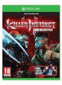Killer Instinct Round 1 w/ TJ Combo- Xbox One £13.20 @ Amazon  sold by MyMemory