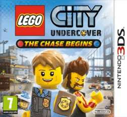 LEGO City Undercover: The Chase Begins (3DS) only £14.99 delivered @ GAME