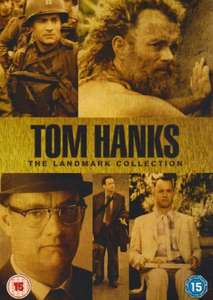 Tom Hanks Landmark Collection 5-film DVD set £6.99 at Amazon (£1.49 P&P  / free £10 spend/prime