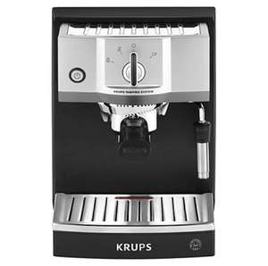 KRUPS XP5620 Espresso Coffee Machine, Black £79.95 @ John Lewis