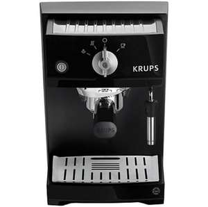 KRUPS XP5210 Espresso Coffee Machine, Black £69.95 @ John Lewis