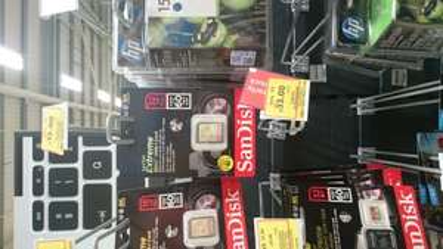 Sandisk Extreme 32gb SDHC card 4K U3 60mb/s £13 @ Tesco