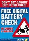 Kwik-Fit Battery Check !!FREE!!