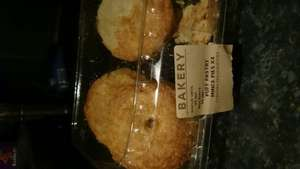 4 Puff Pastry Mince Pies 30p!! Instore at Sainsburys