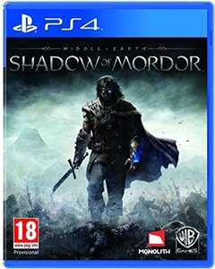 Middle Earth Shadow of Mordor PS4 £25.85 at Shopto