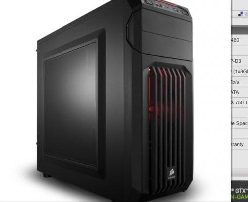 Desktop gaming pc £549.99 @ Dino PC