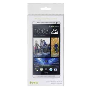 HTC One Max (T6) Screen Protectors (Pack of 2) only 9p @ Amazon (add-on item)