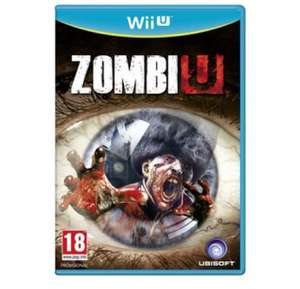 Wii U - ZombiU - £6.49 @ Toys R Us - Click and Collect Only