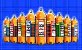 Limited Edition TARTAN IRN BRU 2ltr & 500ml BOTTLES, 57 different Scottish clans! (pricing £1 each most shops)