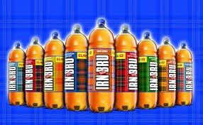 Limited Edition TARTAN IRN BRU 2ltr & 500ml BOTTLES, 57 different Scottish clans! (pricing £1 each most shops)
