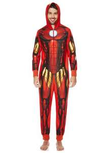Marvel Iron Man Onesie £18 at Tesco F&F Clothing