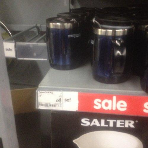 Thermos Desk Mug £4.00 instore at Asda