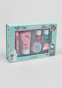 Glitter gift set £1.50 @ matalan reduced from £6.00