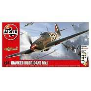 Airfix Hurricane 1:24 scale Just £18 (Was £60) at Debenhams + Free click and collect