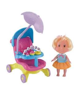 Rosie's world flora and her pushchair @ mothercare £4.00 reduced from £10