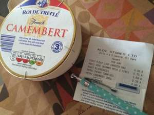 French Camembert, 250g Aldi now 89p!!