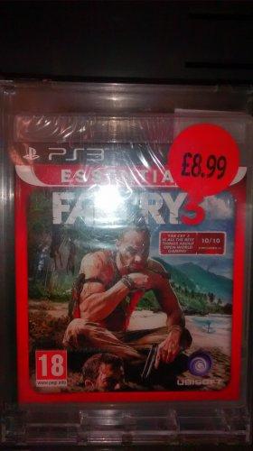 Far Cry 3 - PS3 - £8.99 @ Sainsbury's