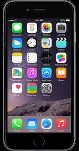 IPhone 6 (Refurb)16gb grey for 34.50 monthly no up front cost @ Uswitch