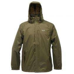 Mens Regatta Magnitude III Waterproof Jacket (Green) 70% OFF £15.95 delivered @ Regatta outlet
