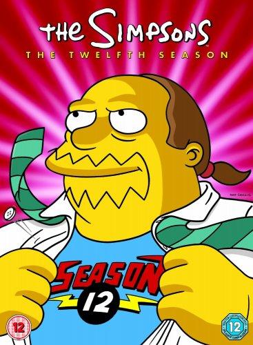 The Simpsons Season 12 (DVD) £9.99 Del @ Amazon
