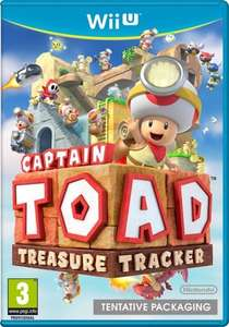 (Wii U) Captain Toad: Treasure Tracker - £27.26 With Code - VideoGameBox
