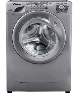 Washer dryer silver -candy £279.99 @ Argos