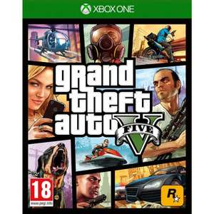 Grand Theft Auto 5 [Xbox One / PS4] - £38.95 @ The Game Collection
